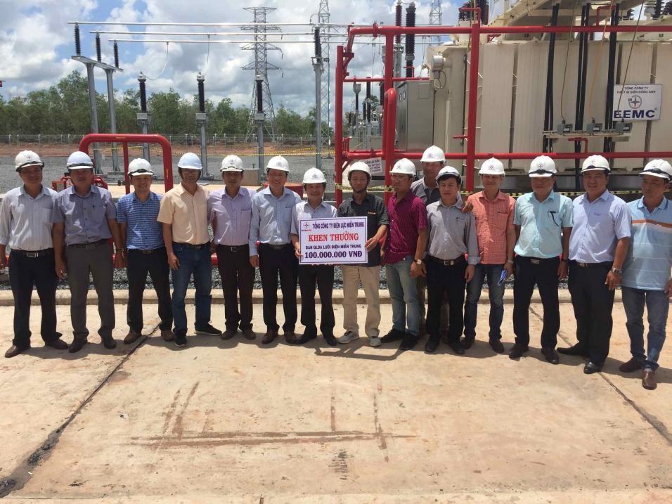 CPCNPMU hoàn thành đường dây 110kV CưM'gar – EaSoup, một thành tích đáng ghi nhận